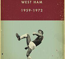 Geoff Hurst - West Ham by homework