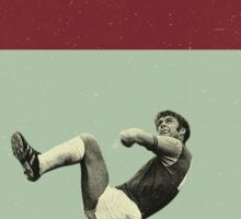 Geoff Hurst - West Ham Sticker