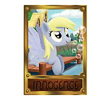 Derpy Hooves - Element of Innocence Photographic Print