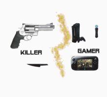 Serial Gamer by SBissimus-rex