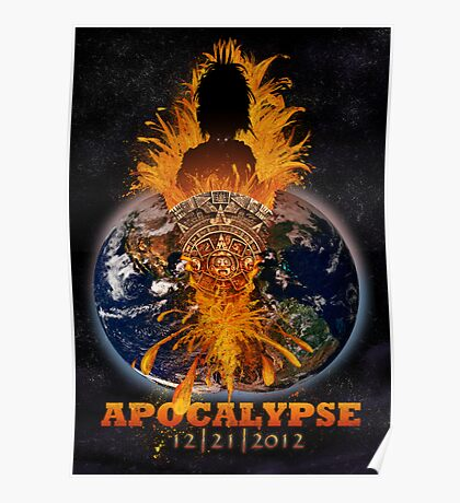 End of the Apocalypse! Poster