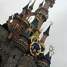 Disney Castle by alicemccurley