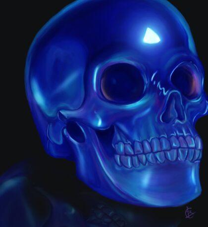 Crystal Skull Sticker