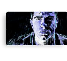 Sam, featured in #1 Artists of Redbubble  Canvas Print
