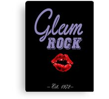 Glam Rock Canvas Print