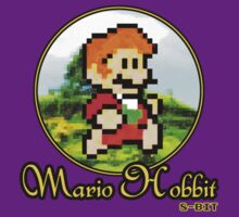 Mario Hobbit (Small) by Rodrigo Marckezini