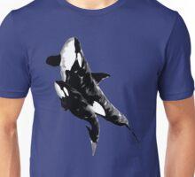 orcas t-shirt Unisex T-Shirt
