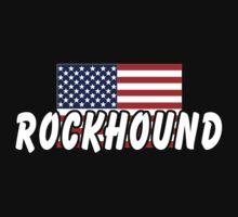 American Rockhound by SportsT-Shirts