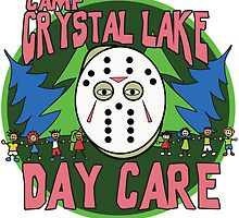 Camp Crystal Lake Daycare by devildrexl