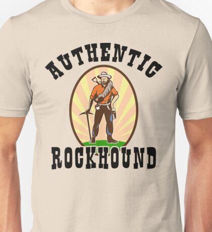 Authentic Rockhound Unisex T-Shirt