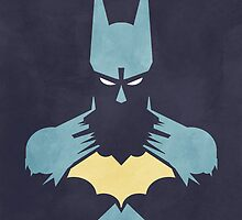 Batman by iPaints