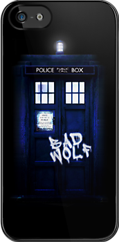 Bad Wolf by bsbrock