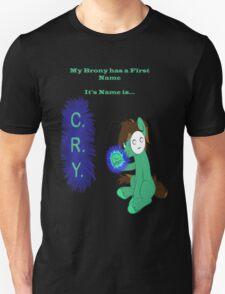Brony Cry T-Shirt
