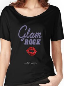 Glam Rock Women's Relaxed Fit T-Shirt