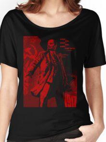 Lenin Propo Women's Relaxed Fit T-Shirt