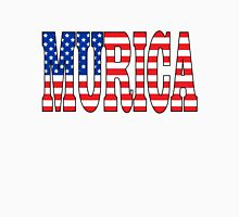 "Patriotic US Flag ""Murica"" Unisex T-Shirt"