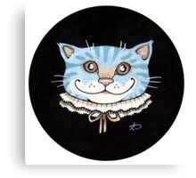 Cheshire Puss Canvas Print