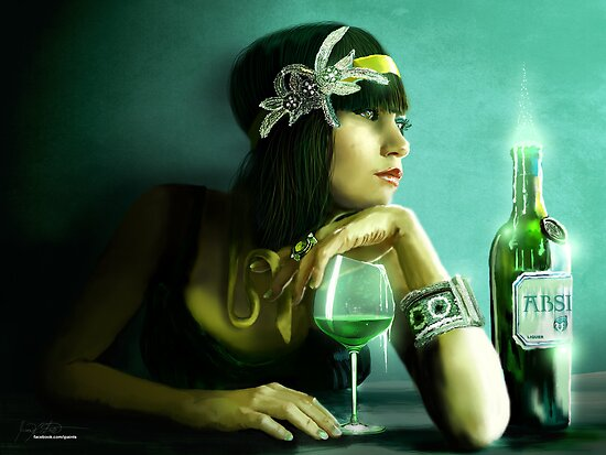 Absinthe by iPaints