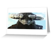 Pandaria Greeting Card