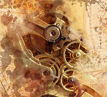 Steampunk Cartography by Beth Zyglowicz