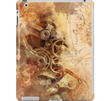 Steampunk Cartography iPad Case/Skin
