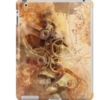 Steampunk Cartography iPad Case/Skin