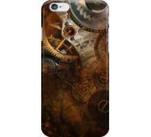 Steampunk Mystery iPhone Case/Skin