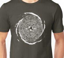I Survived 12/21/12 (White) Unisex T-Shirt