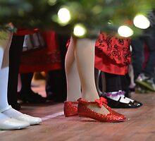 Christmas Shoes by Nancy Aranda