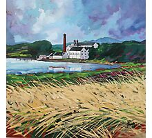Lagavulin Distillery Photographic Print