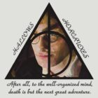 Deathly Hallows [words] by MrRaccoon