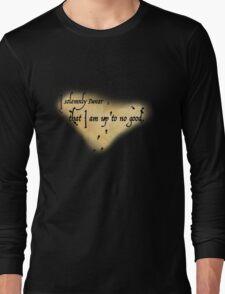 Harry Potter Marauder's Map Long Sleeve T-Shirt