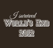 I survided world's end 2012 (light version) by Madita