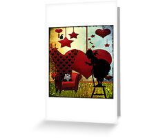 Winsome... Greeting Card