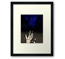 The Torment of Nut and Geb Framed Print