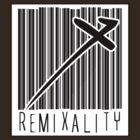 REMIXALITY LOGO TEE (1) by remixality
