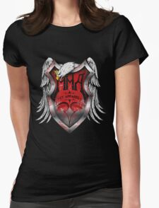 MMA CT Apparel Womens Fitted T-Shirt