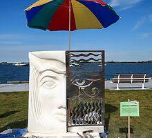 sculpture by Anne Scantlebury