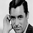 Cary Grant iPhone Cover by iphonejohn