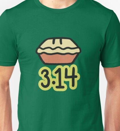 Cas' PI(e) shirt Unisex T-Shirt
