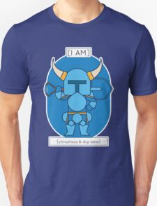 Shovel Knight - The Chivalrous & Dig-Able T-Shirt