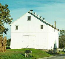 Lancaster PA farmstead by Penny Rinker