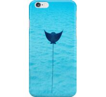 Spotted ray in Hawaii iPhone Case/Skin