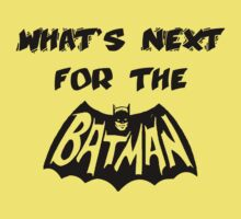 What's Next for the Batman by remixality