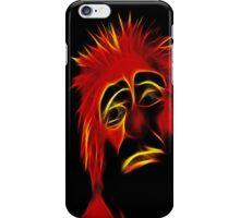 Sad Face iPhone Cover  iPhone Case/Skin