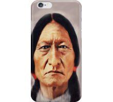 Sitting Bull iPhone Cover iPhone Case/Skin