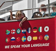 We speak your language by awefaul