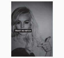Trust no ITCH by lilolover