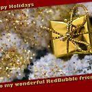 Happy Holidays! by Celeste Mookherjee