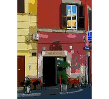 Rome - Tabacchi Photographic Print